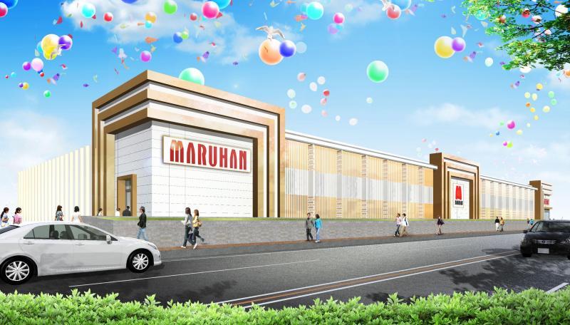 マルハン大間々店の店舗画像