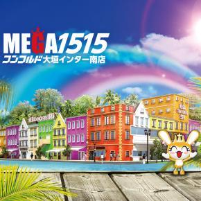 MEGAコンコルド1515大垣インター南店の店舗画像