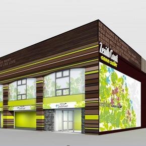 ゼニスコートグランスロットの店舗画像