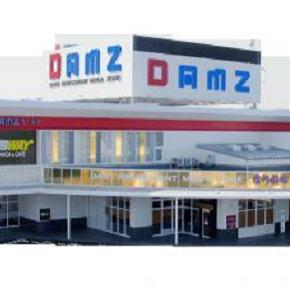 DAMZ柏崎店の店舗画像