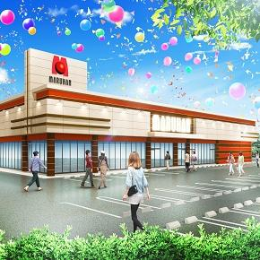 マルハン新発田店の店舗画像