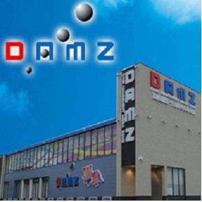 DAMZ十日町きらめき店の店舗画像