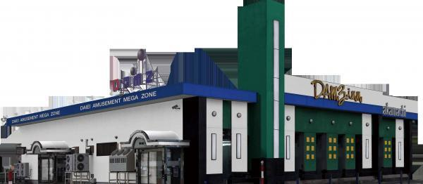 DAMZ inn 坂町店の店舗画像