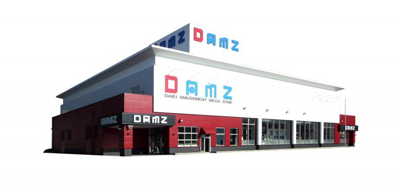 DAMZ村上店の店舗画像