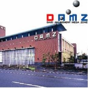 DAMZ上越店の店舗画像