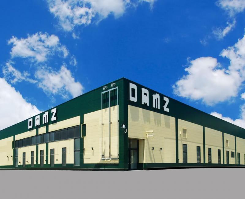 DAMZ両津店の店舗画像