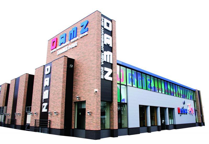 DAMZ小出店の店舗画像